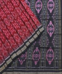 PUSPA TARANGA Sambalpuri cotton Saree