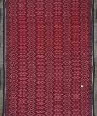PUSPA TARANGA Sambalpuri cotton Saree