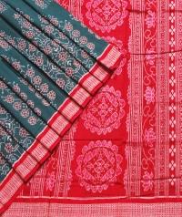 PANCHABATI Sambalpuri cotton saree