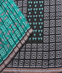 7444/894 Sambalpuri Cotton Saree