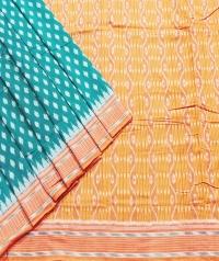 4143/02 Sambalpuri Cotton Saree