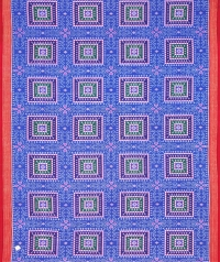 7444/1010 F Sambalpuri Cotton Saree
