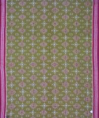 7444/880 F Sambalpuri Cotton Saree