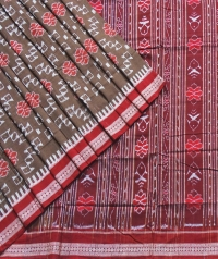 7444/1073 Sambalpuri Cotton Saree