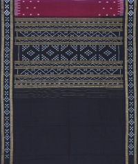 7444/1042 Sambalpuri  Cotton Saree