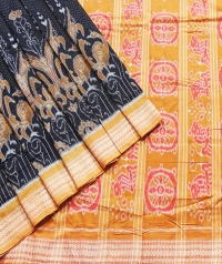 7444/993 F Sambalpuri Cotton Saree