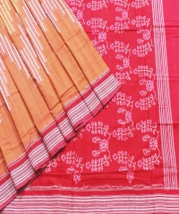 BIBHU 16 B Sambalpuri Cotton Saree