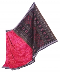 7444/1079 Sambalpuri Cotton Saree