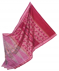 SAKTA SUNDARI Sambalpuri Cotton Saree