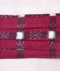 Sambalpuri handloom  mask set of 5 pieces