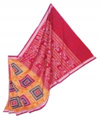 7444/440 SU SULAKHANI (F) Sambalpuri Cotton Saree