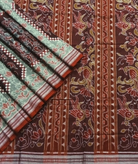 7444/1178 Sambalpuri Cotton Saree