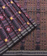 7444/1054 Sambalpuri  Cotton Saree