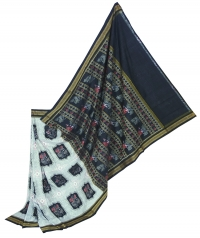 7444/1009 Sambalpuri  Cotton Saree