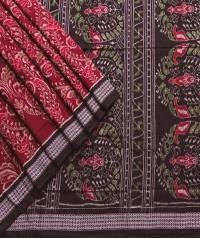 7444/1175 Sambalpuri  Cotton Saree