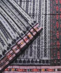4414/07 BANDHA BICHITRA Sambalpuri Cotton Saree
