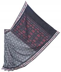 4414/044414/07 BANDHA BICHITRA Sambalpuri Cotton Saree