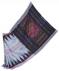 4414/21 F Sambalpuri Cotton Saree