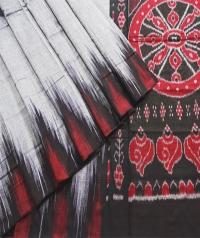 4414/20 F Sambalpuri Cotton Saree