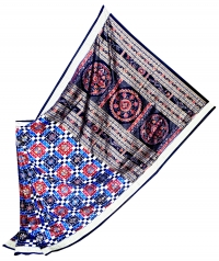 5055 UTKAL LAXMI Sambalpuri Traditional Silk Saree