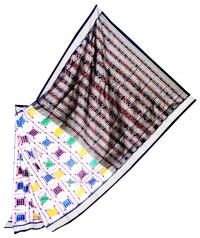 7455 ASWINI Sambalpuri Traditional Silk Saree