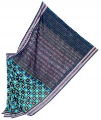 4443/13 SAKTA Sambalpuri Traditional Cotton Saree