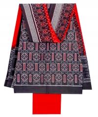 7144/72 F Sambalpuri Cotton Suit Piece