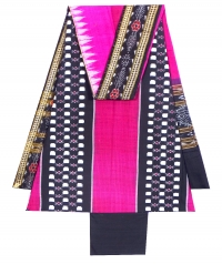 7144/72 F Sambalpuri Cotton Suit Piece