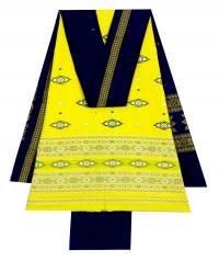 7144/87 F Sambalpuri Cotton Suit Piece