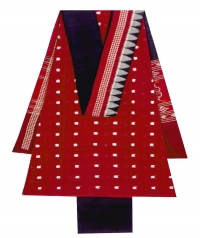 7114/59 Sambalpuri Cotton suit Pieces