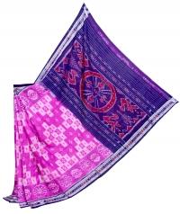 4414 Bandha Bichitra Sambalpuri Cotton Saree