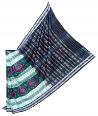 4414 R.M. 14 Sambalpuri Cotton Saree