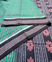 4445 ANJALI Sambalpuri Cotton Saree