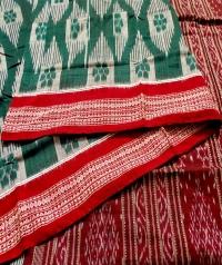 4444/32 Sambalpuri  Cotton Saree