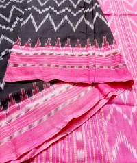 4144/36 Sambalpuri Cotton Saree