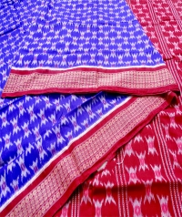 7444/1186 Sambalpuri Cotton Saree