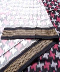 7444/1046 Sambalpuri  Cotton Saree
