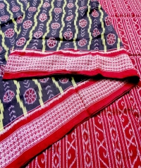 7444/968 F Sambalpuri  Cotton Saree