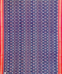 7444/1188 Sambalpuri Cotton Saree