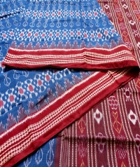 4413 MASHYA RANEE Sambalpuri Cotton Saree