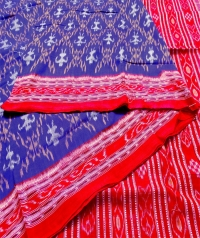 4144/40 Sambalpuri Cotton Saree