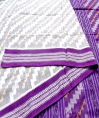7444/1165 Sambalpuri Cotton Saree