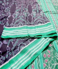 7444/983 F Sambalpuri Cotton Saree