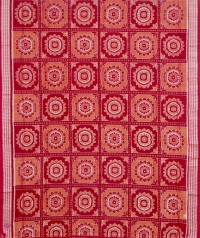 7444/1138 Sambalpuri Cotton Saree