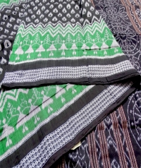 7444/1067 Sambalpuri Cotton Saree