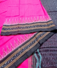 7444/842 F Sambalpuri Cotton Saree