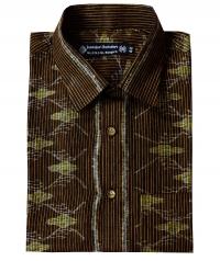 Sambalpuri Mens Half Shirt