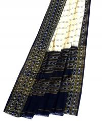 7114/66 Sambalpuri Cotton Dupatta