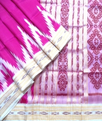 4155 R.M. 03 Sambalpuri Khandua Silk Saree