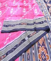 4155 R.M. 11 Handwoven Khandua Silk Saree